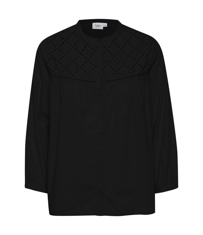 Saint Tropez 30511177  Glenia shirt Cerulean