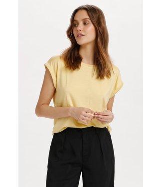 Saint Tropez 30501441  Adelia t-shirt Straw