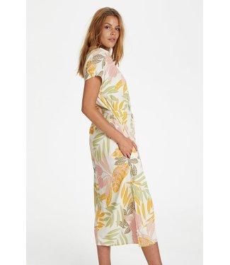 Saint Tropez 30511174 Gaby dress Birch botanic outli