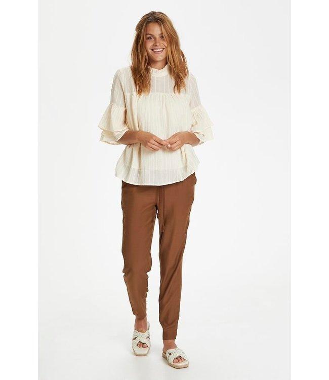 Saint Tropez 30511170  Gurl blouse Creme