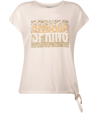 Tramontana D10-99-401  T-shirt spring Offwhite