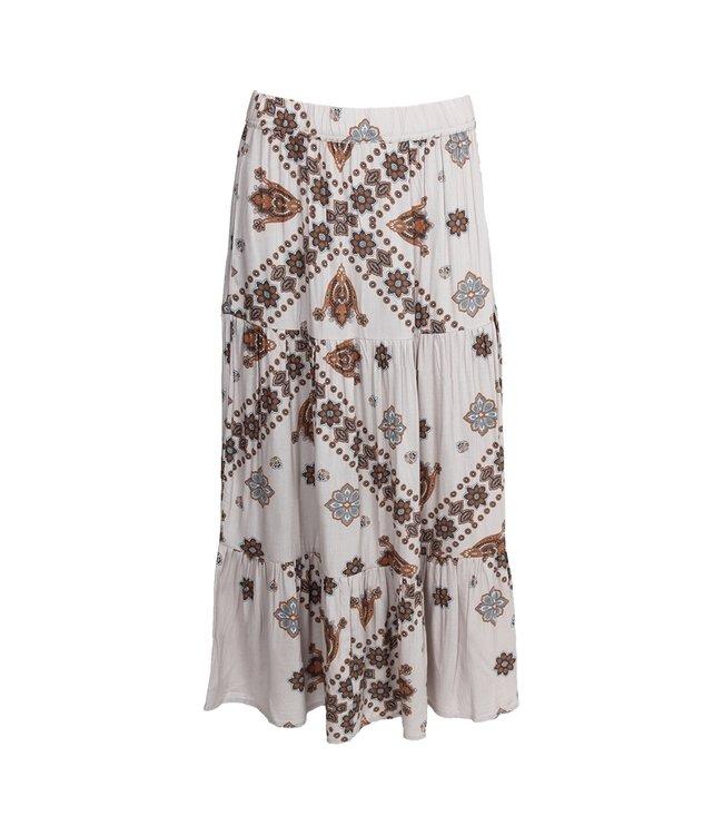 I Say 56471-SummerBrownie  Gyta skirt