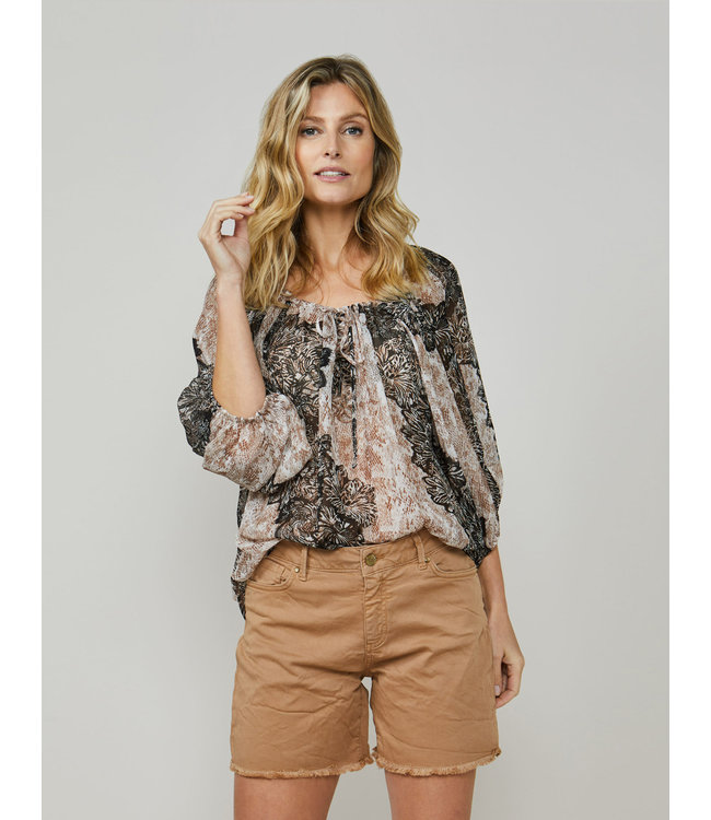 Summum Woman 2s2591-11438  Top placed flowers Coconut