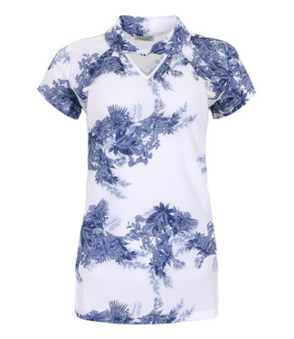 MAICAZZ SP21.60.008-LeafBlue  Sterre top