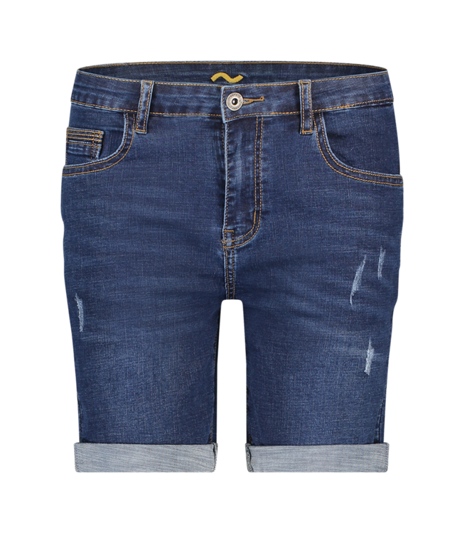 Bianco jeans 120833-Jeff short M.blue