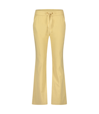 Bianco jeans 120837  Tina camel flare long