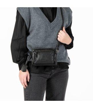 Burkely 1000118.84.10  Just Jackie Minibag Black