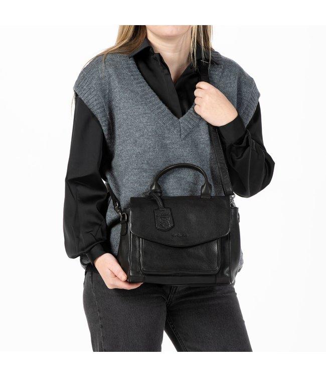 Burkely 1000165.84.10  Just Jackie Citybag Black