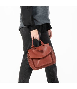 Burkely 1000165.84.10  Just Jackie Citybag Red