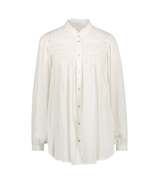 NUKUS FW2143156  Cancun Blouse Off White