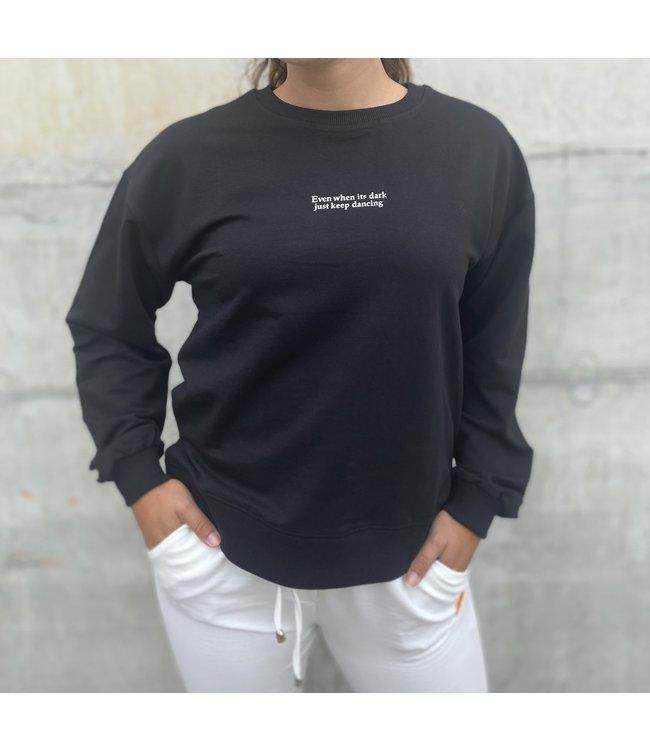 MAICAZZ FA21.80.306  Veera sweater black