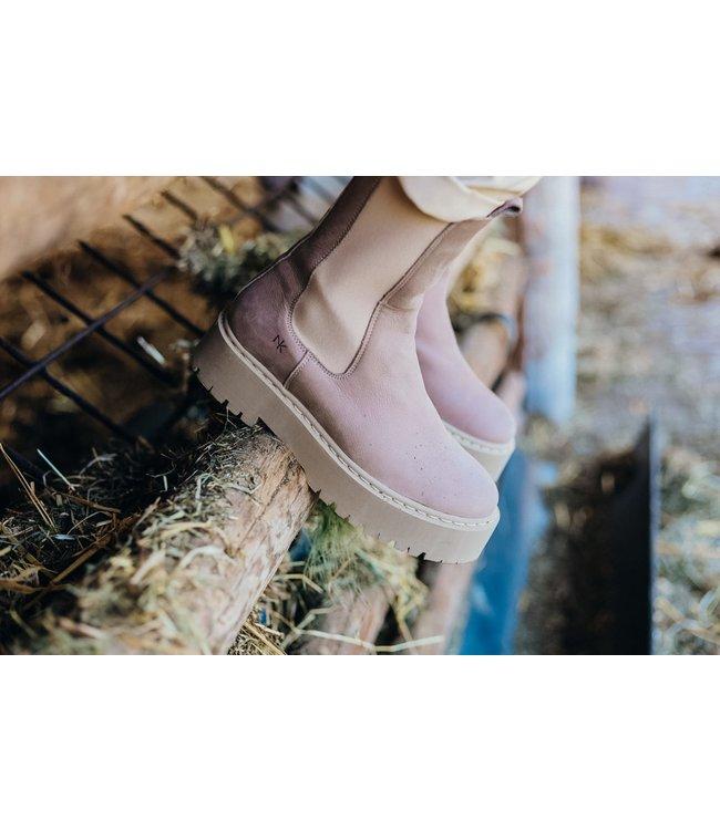 NUKUS FW2115133  Marleine Boots Taupe