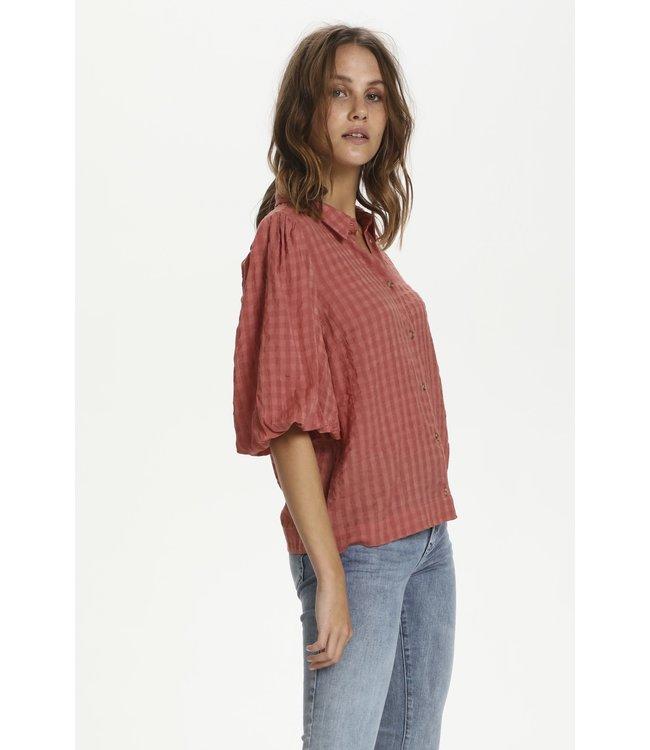 Saint Tropez 30511308-brickdust  HirliSZ blouse
