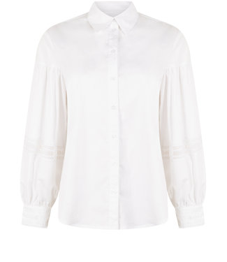 Tramontana Q19-01-301 Blouse Poplin white
