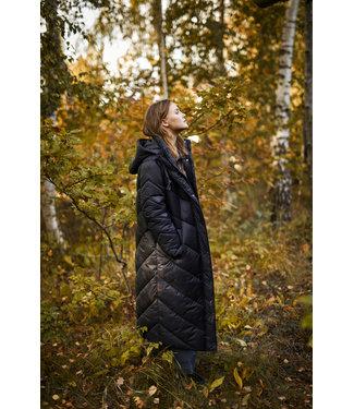Saint Tropez 30511221 HayliSZ Long Jacket black