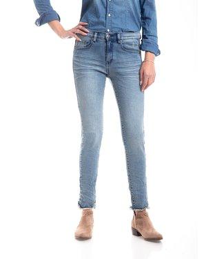 Bianco jeans 1219379-LBD  Juniper BOY FRIEND TROUSER