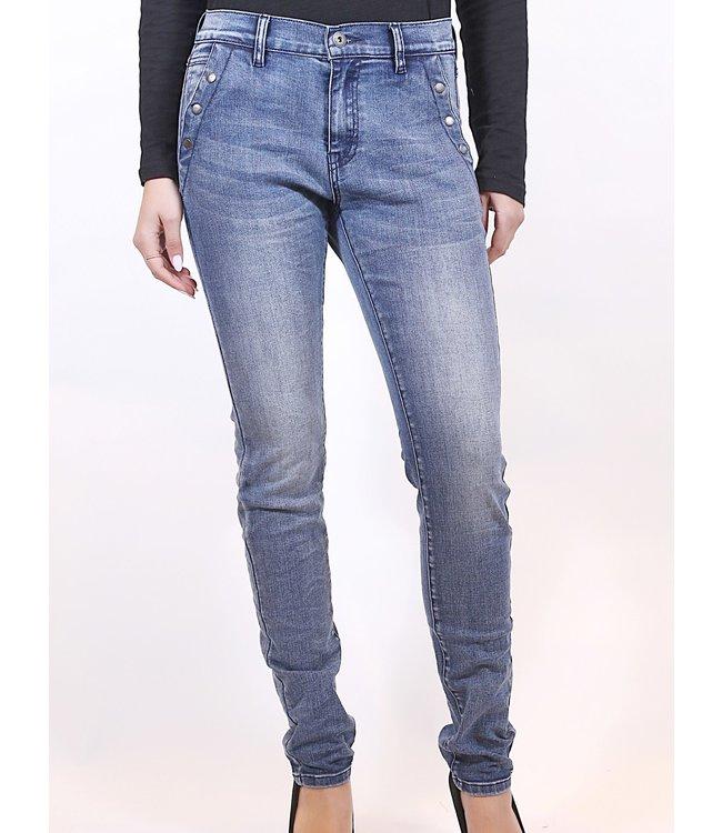 Bianco jeans 220346  BOY FRIEND TROUSER
