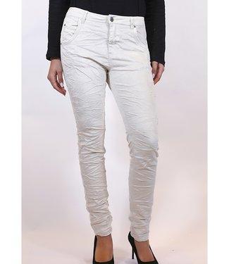 Bianco jeans 221888-be  BOY FRIEND TROUSER