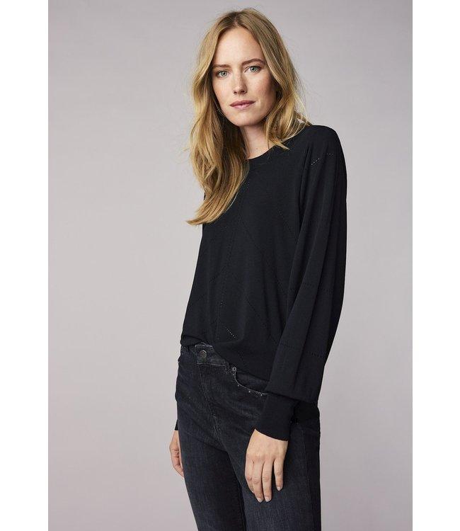 Summum Woman 7s5604-7840  Sweater viscose polyamide knit