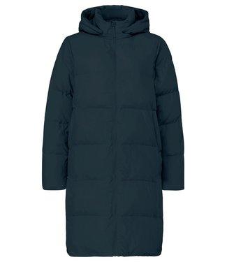 YAYA 1621035-123  Long puffer jacket
