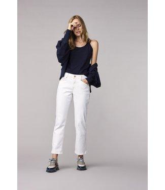 Summum Woman 3s4483-30258-navy  Singlet crossband organic cotton ea luxury basics