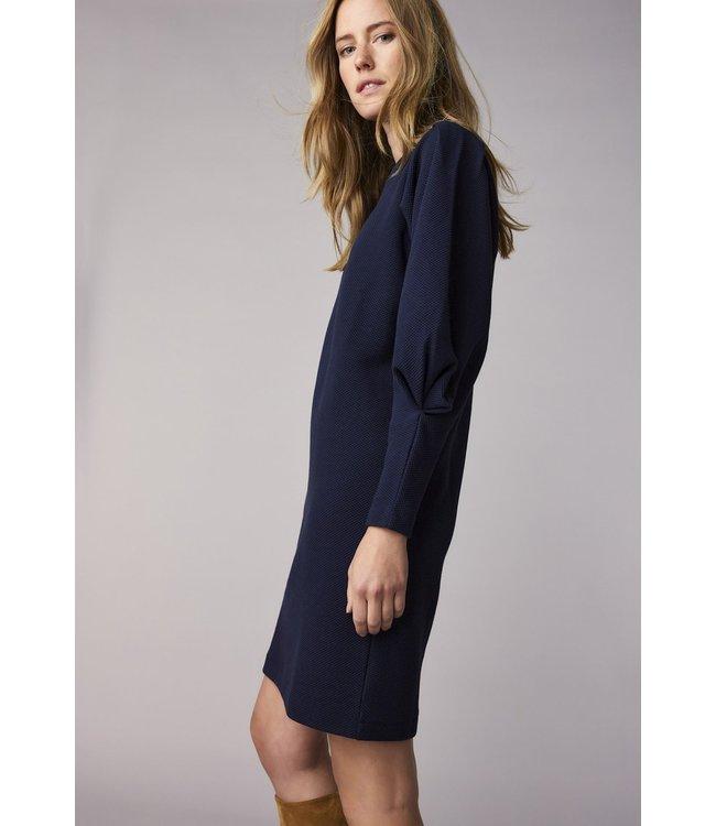 Summum Woman 5s1298-30261  Dress waffle jersey
