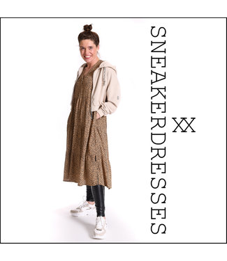 Sneakerdresses 21AW0032  Hoody sand
