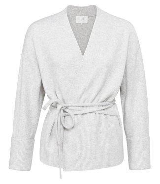 YAYA 1010145-123  Rib cardigan long sleeve