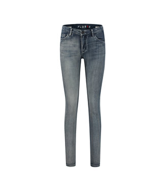 Florez Charmeur-bluegrey Skinny jeans
