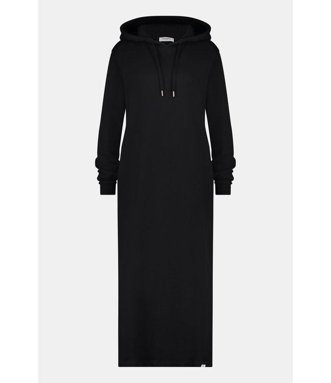 PENN&INK W21T648  dress with hood