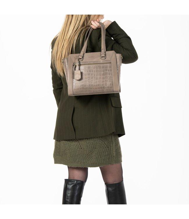 Burkely 1000123.29.25  Handbag S taupe