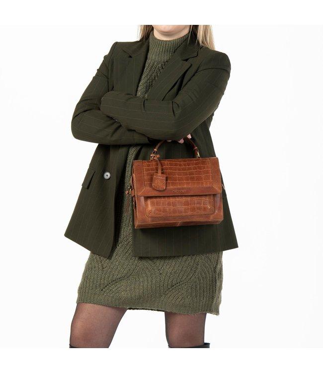 Burkely 1000124.29.24  Citybag cognac