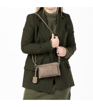 Burkely 1000130.29.25  Minibag taupe