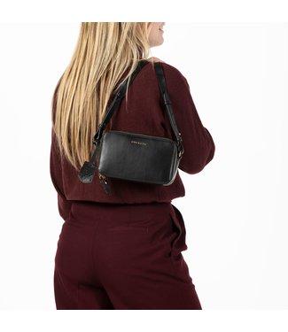 Burkely 1000156.43.10  Box bag zwart