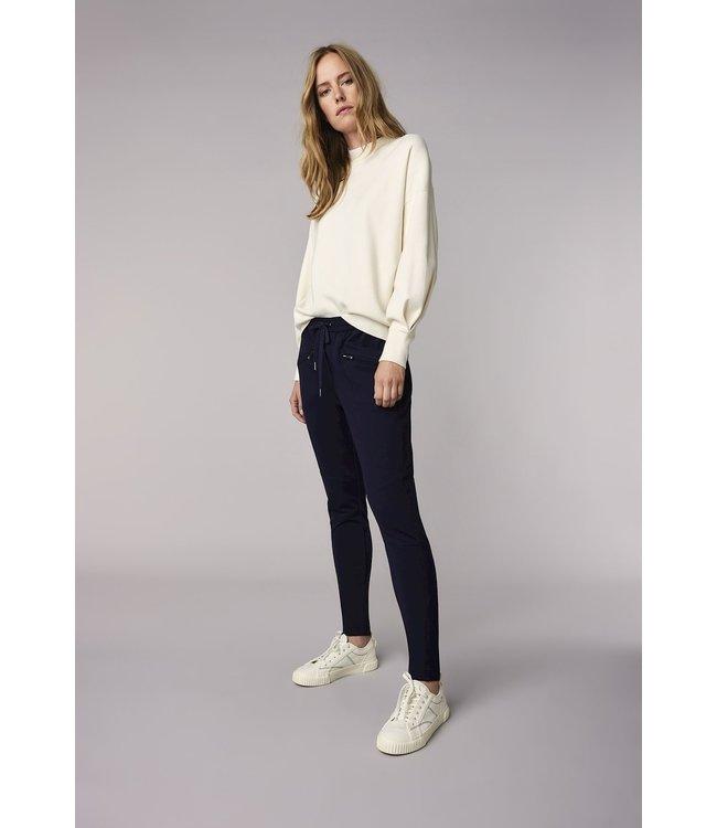 Summum Woman 4s2202-11498  Trousers punto milano-navy