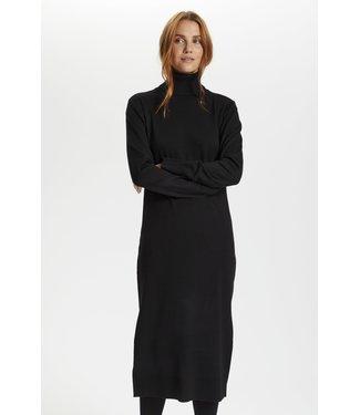 Saint Tropez 30511420 MilaSZ Roll Neck Long Dress black