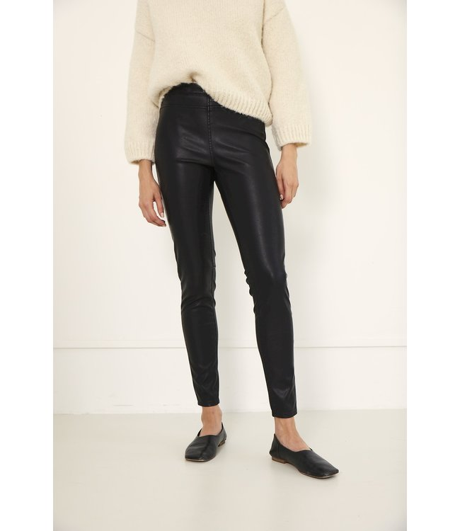 KNIT-TED essentials 212P45-black  Amber Pants