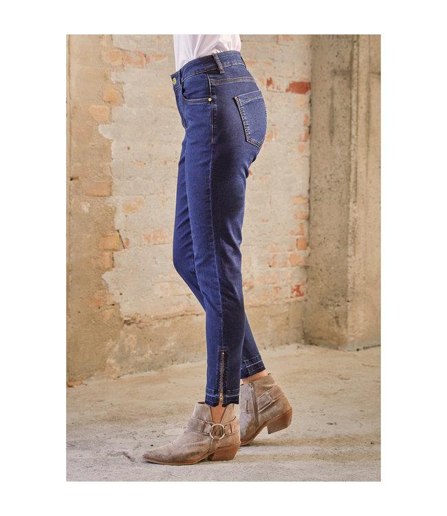 I Say 56761  Lido Zip Raw Jeans