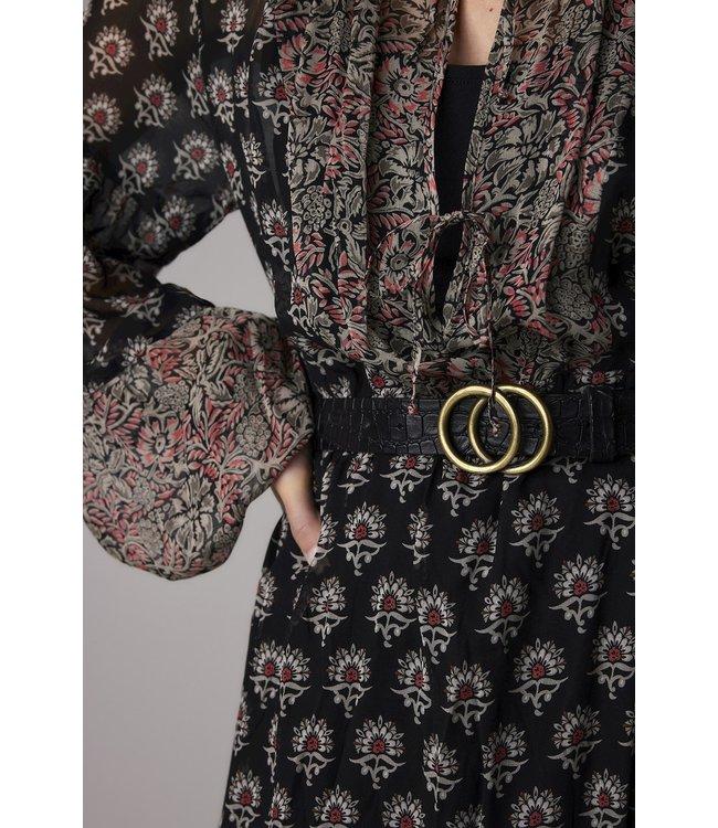 Summum Woman 8s778-8405  Croco belt