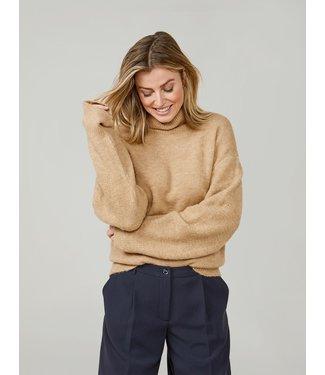 Summum Woman 7s5590-7836  Boyfriend sweater soft wool blend knit