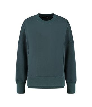 Florez Saar-petrol  Sweater