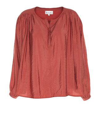 Les Favorites 5653145  Ruby wide blouse Romantic pink