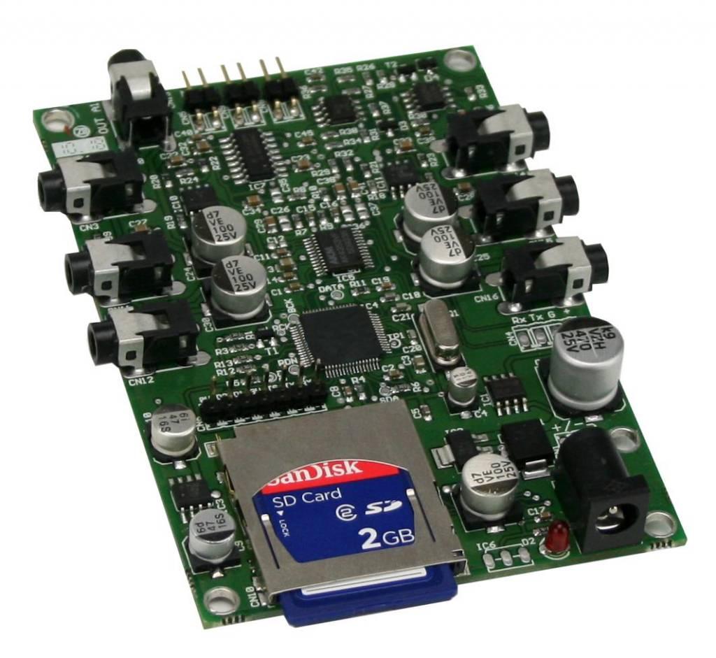 ID-AL NanoPlayer Headphone