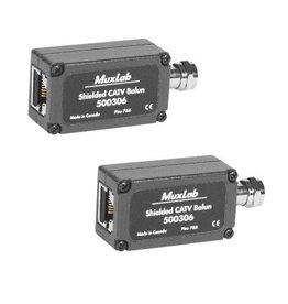 MuxLab KabelTV over UTP - 2 pak (500306)