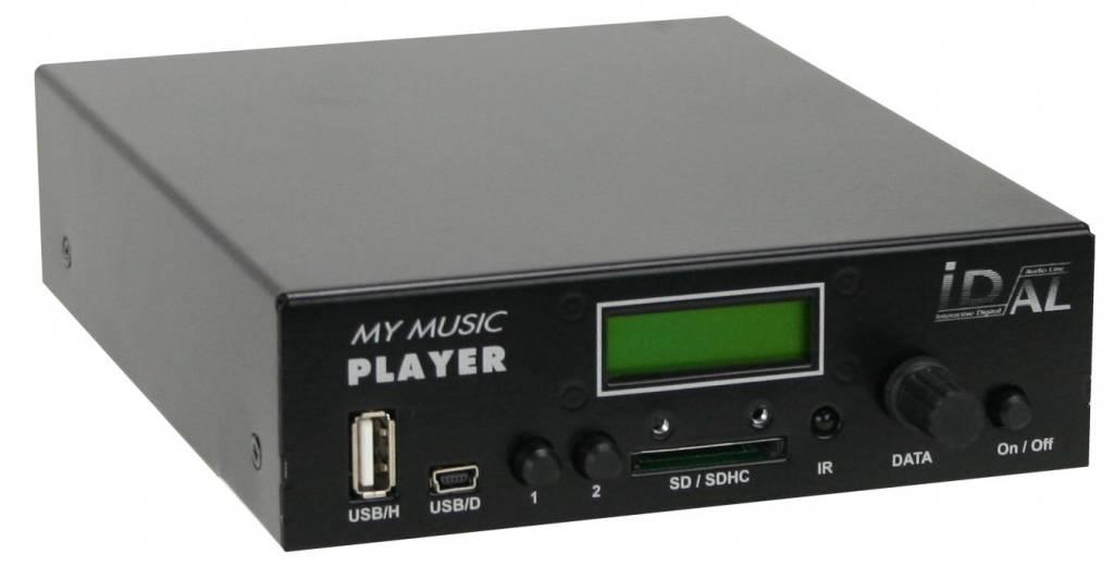 ID-AL My Music Player