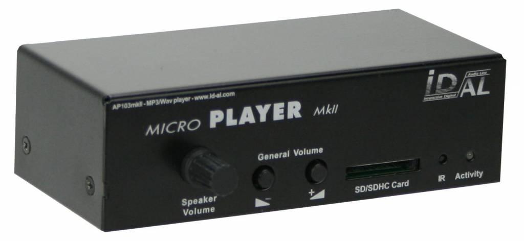 ID-AL MicroPlayer+ mkII