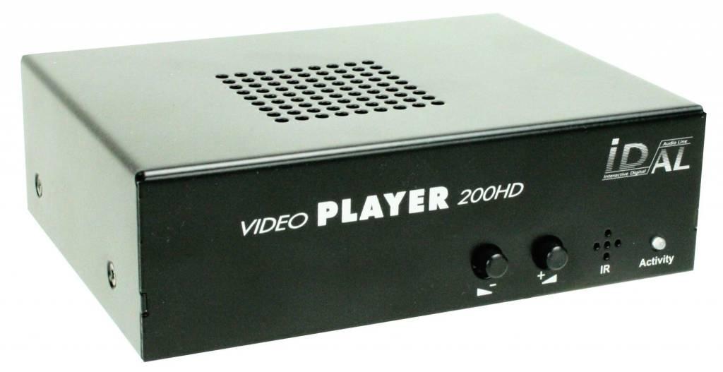 ID-AL VP200 HD