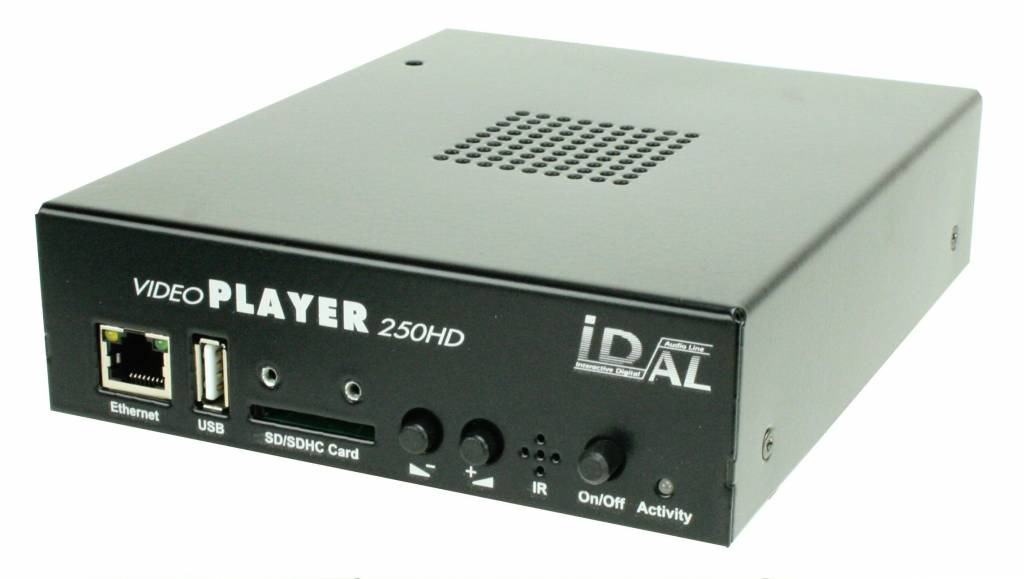 ID-AL VP250 HD