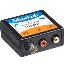 MuxLab 500001 Audio Video over UTP