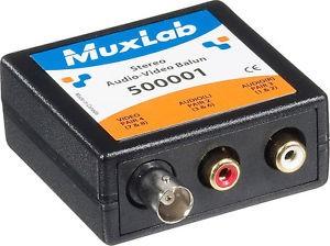 MuxLab Audio Video over UTP
